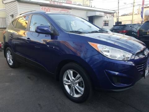 2011 Hyundai Tucson for sale at GTR Auto Solutions in Newark NJ