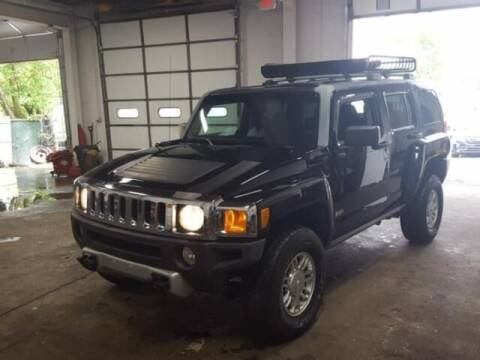 2008 HUMMER H3 for sale at Cj king of car loans/JJ's Best Auto Sales in Troy MI