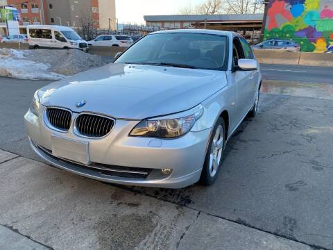 2008 BMW 5 Series for sale at Exotic Automotive Group in Jersey City NJ