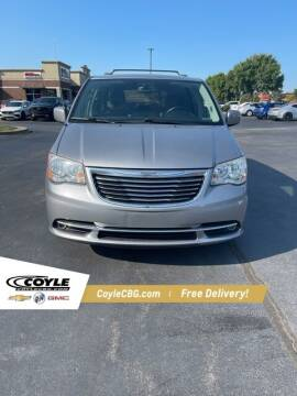 2014 Chrysler Town and Country for sale at COYLE GM - COYLE NISSAN - New Inventory in Clarksville IN
