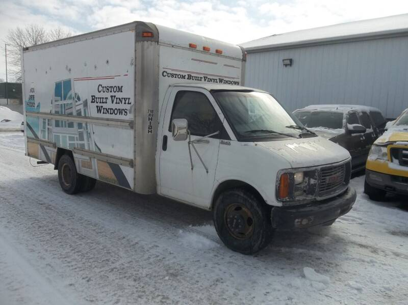 1999 GMC Savana for sale at A Plus Auto Sales/ - A Plus Auto Sales in Sioux Falls SD