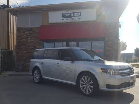 2014 Ford Flex for sale at 719 Automotive Group in Colorado Springs CO