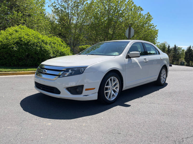2012 Ford Fusion for sale at Dreams Auto Group LLC in Sterling VA