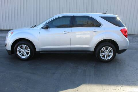 2015 Chevrolet Equinox for sale at Lansing Auto Mart in Lansing KS