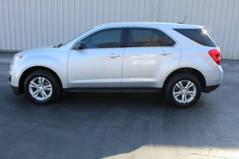 2015 Chevrolet Equinox for sale at Lansing Auto Mart in Lansing KS