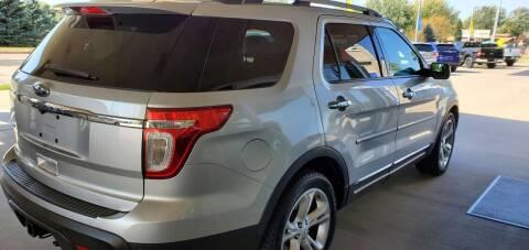 2012 Ford Explorer for sale at City Auto Sales in La Crosse WI