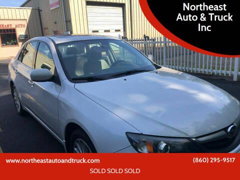 2010 Subaru Impreza for sale at Northeast Auto & Truck Inc in Marlborough CT