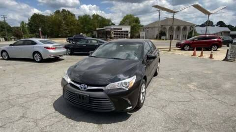2015 Toyota Camry Hybrid for sale at Cj king of car loans/JJ's Best Auto Sales in Troy MI