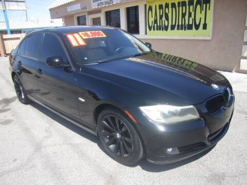 2011 BMW 3 Series for sale at Cars Direct USA in Las Vegas NV