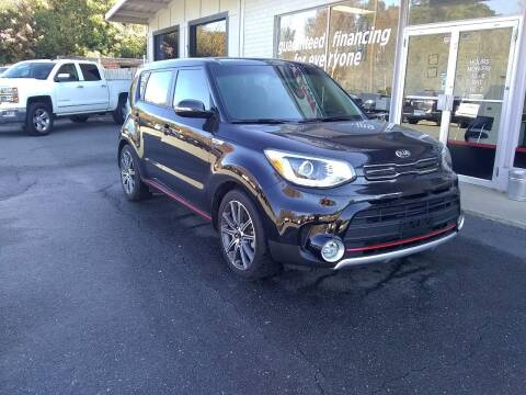 2017 Kia Soul for sale at NO LIMIT MOTORSPORTS in Belmont NC