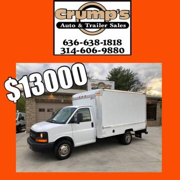 2007 Chevrolet Express Cutaway for sale at CRUMP'S AUTO & TRAILER SALES in Crystal City MO