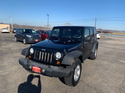 2008 Jeep Wrangler Unlimited for sale at Carmans Used Cars & Trucks in Jackson OH