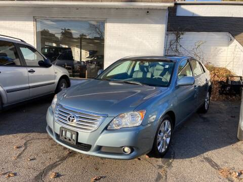 2008 Toyota Avalon for sale at ENFIELD STREET AUTO SALES in Enfield CT