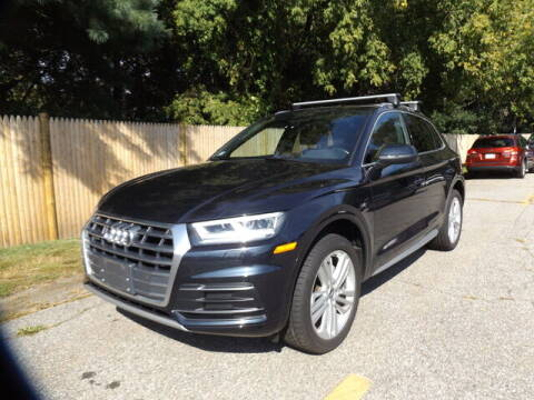 2018 Audi Q5 for sale at Wayland Automotive in Wayland MA