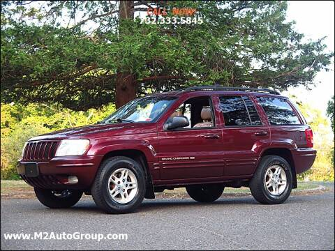 1999 Jeep Grand Cherokee for sale at M2 Auto Group Llc. EAST BRUNSWICK in East Brunswick NJ