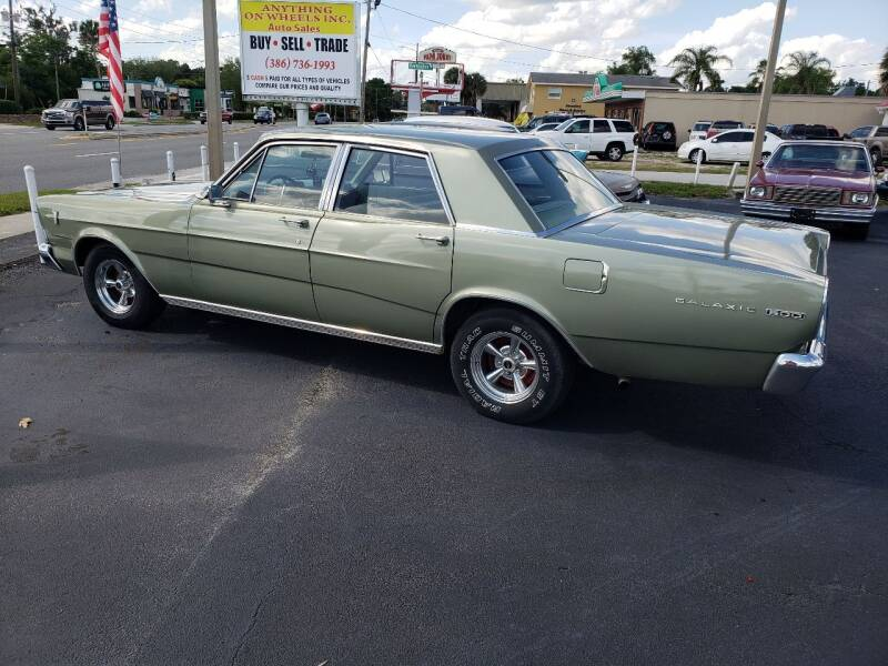 1966 Ford Galaxie 500 for sale in Deland, FL