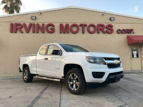 2016 Chevrolet Colorado for sale at Irving Motors Corp in San Antonio TX