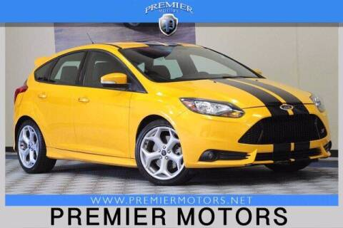 2013 Ford Focus for sale at Premier Motors in Hayward CA