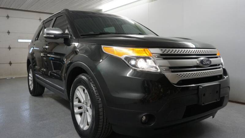2014 Ford Explorer for sale at World Auto Net in Cuyahoga Falls OH