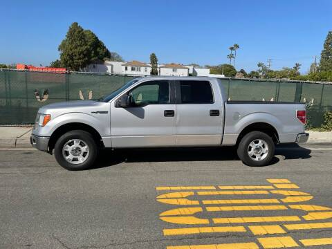 2014 Ford F-150 for sale at PACIFIC AUTOMOBILE in Costa Mesa CA