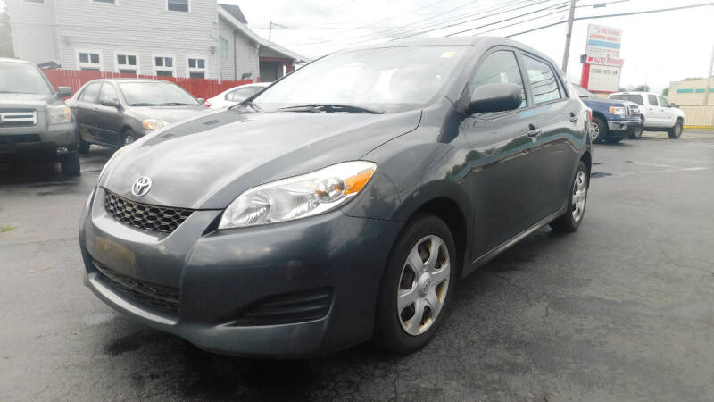 2009 Toyota Matrix for sale at Action Automotive Service LLC in Hudson NY