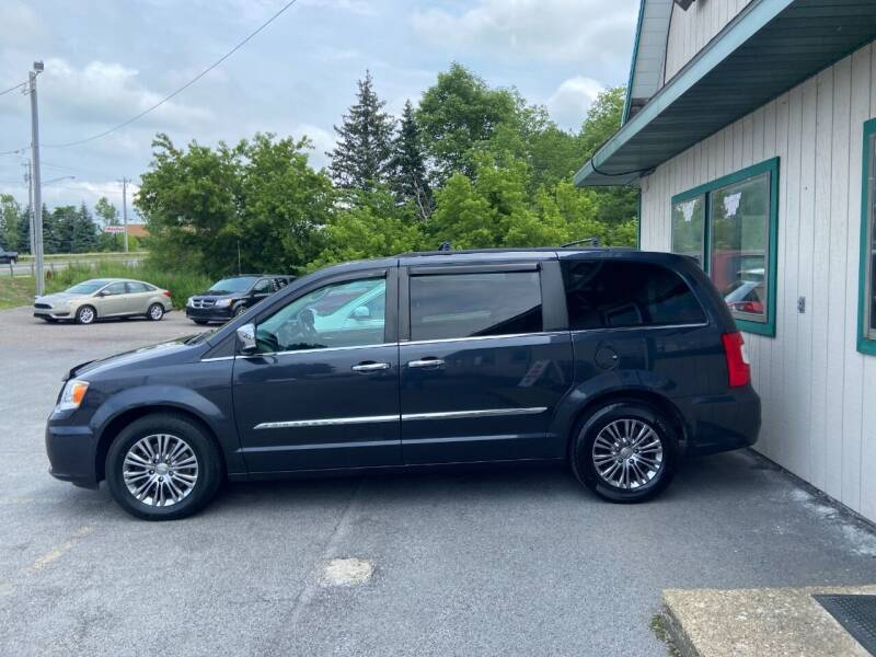 2014 Chrysler Town and Country for sale at Mark Regan Auto Sales in Oswego NY