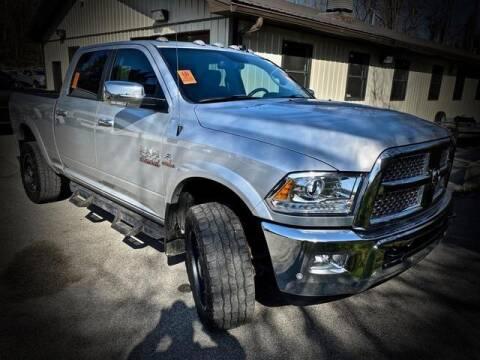2017 RAM Ram Pickup 2500 for sale at Carder Motors Inc in Bridgeport WV
