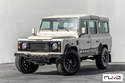 1992 Land Rover Defender for sale at Nuvo Trade in Newport Beach CA