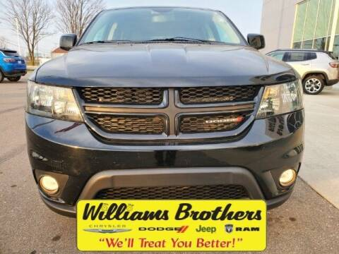 2016 Dodge Journey for sale at Williams Brothers - Pre-Owned Monroe in Monroe MI