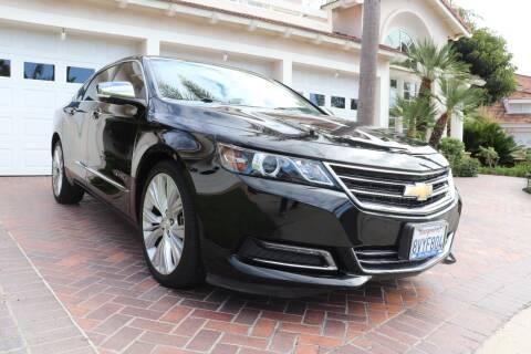 2017 Chevrolet Impala for sale at Newport Motor Cars llc in Costa Mesa CA