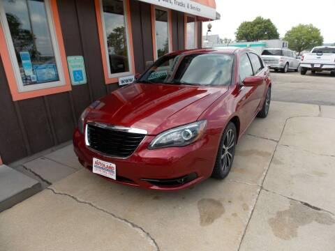 2012 Chrysler 200 for sale at Autoland in Cedar Rapids IA