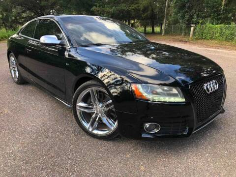 2012 Audi S5 for sale at Next Autogas Auto Sales in Jacksonville FL