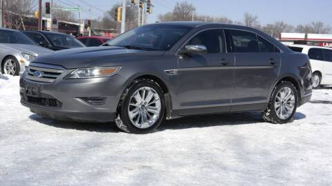 2012 Ford Taurus for sale at Cars-KC LLC in Overland Park KS