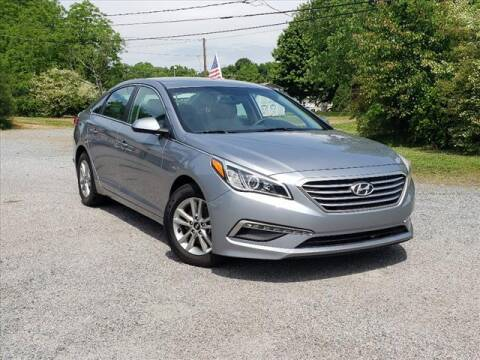 2015 Hyundai Sonata for sale at Auto Mart in Kannapolis NC