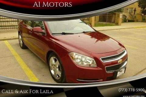 2011 Chevrolet Malibu for sale at A1 Motors Inc in Chicago IL