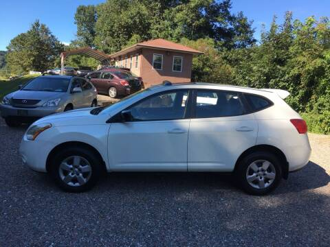 2008 Nissan Rogue for sale at R C MOTORS in Vilas NC