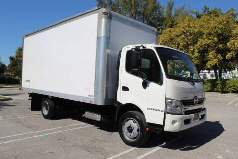 2015 Hino 195 for sale at Truck and Van Outlet - All Inventory in Hollywood FL