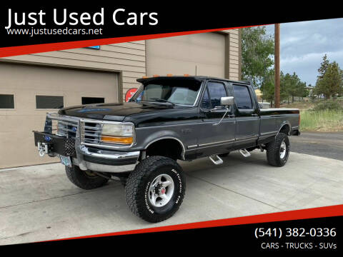 1993 Ford F-350 for sale at Just Used Cars in Bend OR