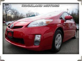 2010 Toyota Prius for sale at Rockland Automall - Rockland Motors in West Nyack NY