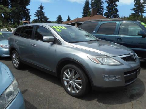2009 Mazda CX-9 for sale at Lino's Autos Inc in Vancouver WA