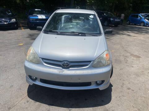 2003 Toyota ECHO for sale at BRAVA AUTO BROKERS LLC in Clarkston GA