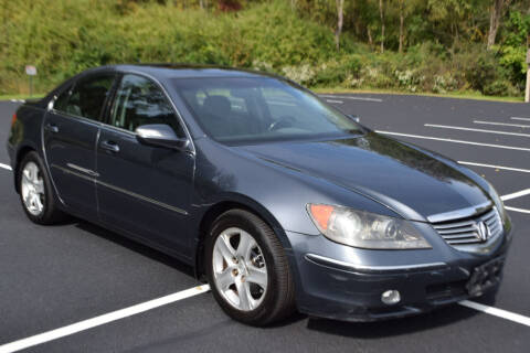 2005 Acura RL for sale at CAR TRADE in Slatington PA