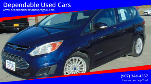 2016 Ford C-MAX Hybrid for sale at Dependable Used Cars in Anchorage AK