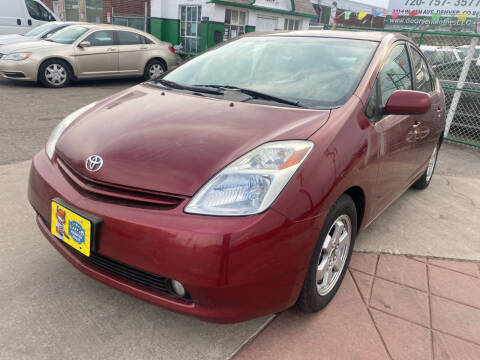 2005 Toyota Prius for sale at GO GREEN MOTORS in Denver CO