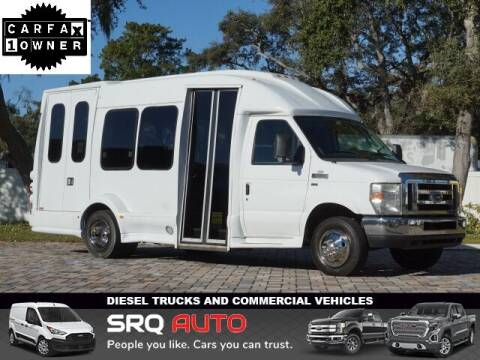 2012 Ford E-Series Chassis for sale at SRQ Auto LLC in Bradenton FL