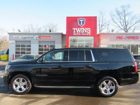 2016 Chevrolet Suburban for sale at Twins Auto Sales Inc in Detroit MI
