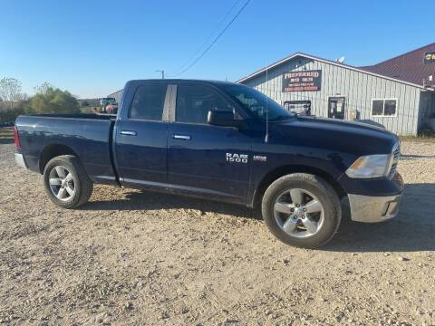 2013 RAM Ram Pickup 1500 for sale at PREFERRED AUTO SALES in Lockridge IA