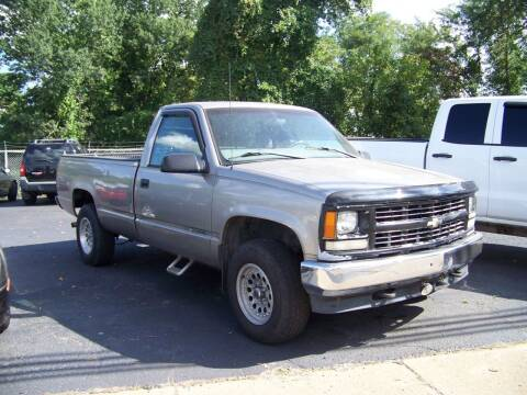 1998 Chevrolet C/K 1500 Series for sale at Collector Car Co in Zanesville OH