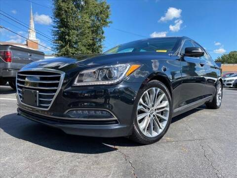 2016 Hyundai Genesis for sale at iDeal Auto in Raleigh NC