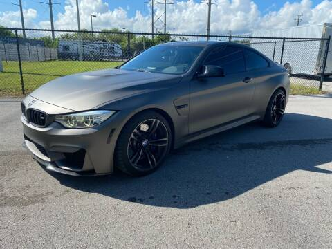 2015 BMW M4 for sale at Ultimate Dream Cars in Wellington FL